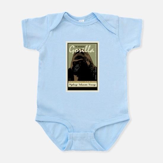 Central Africa Infant Bodysuit