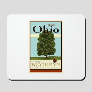Travel Ohio Mousepad