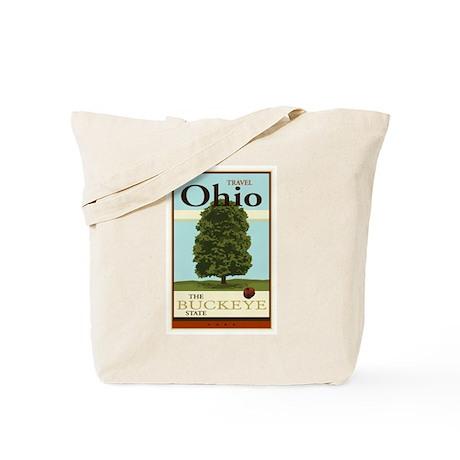 Travel Ohio Tote Bag