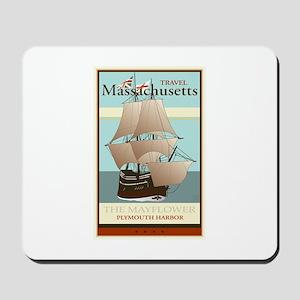 Travel Massachusetts Mousepad