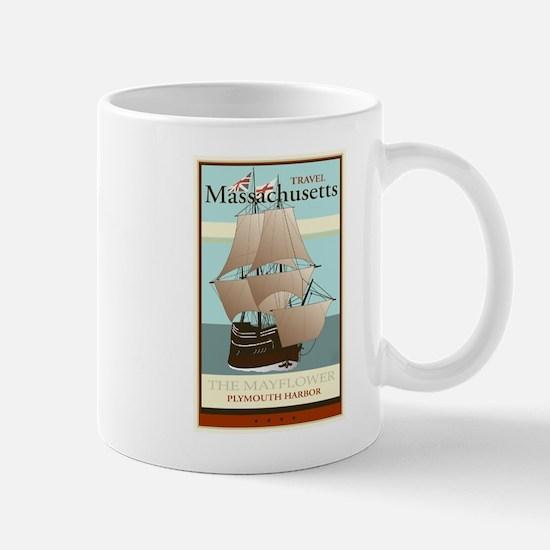 Travel Massachusetts Mug