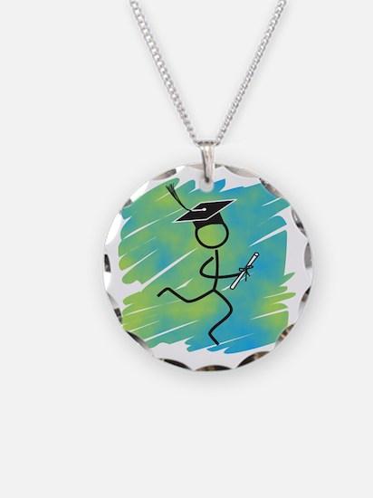 Graduate Runner Necklace