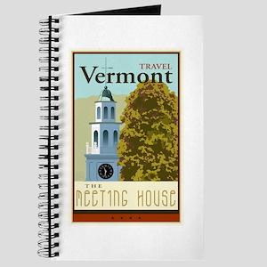Travel Vermont Journal
