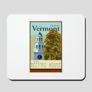 Travel Vermont Mousepad