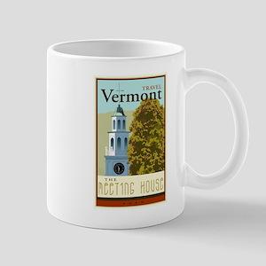 Travel Vermont Mug