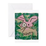Bunny Greeting Cards (Pk of 20)