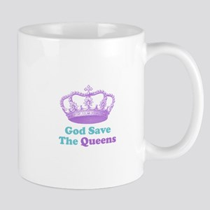 god save the queens (purple/t Mug