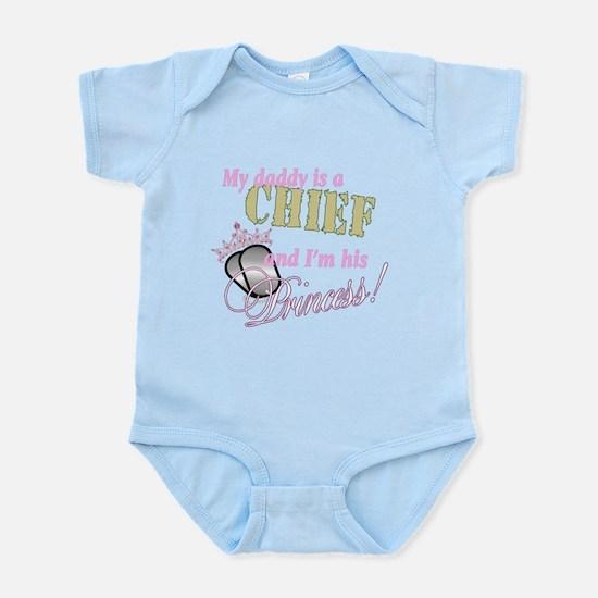 Chief's Princess Infant Bodysuit