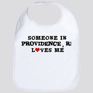 Someone in Providence Bib