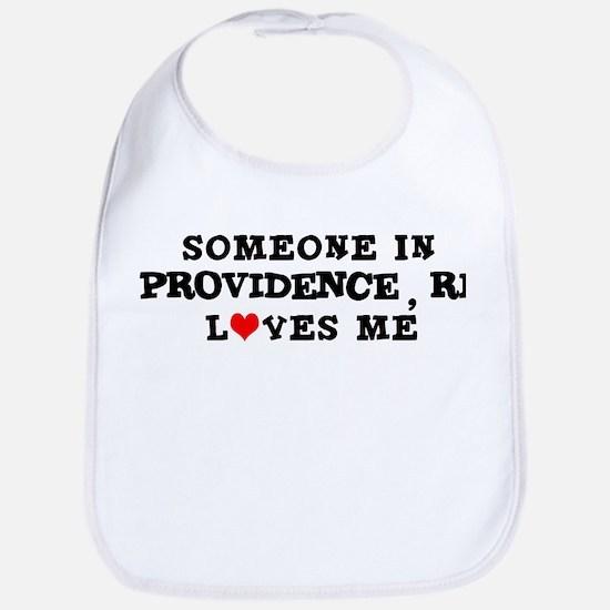 Someone in Providence Bib