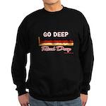 GO DEEP - Sweatshirt (dark)