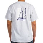 Precision 21 Ash Grey T-Shirt