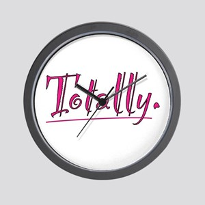 Totally Wall Clock