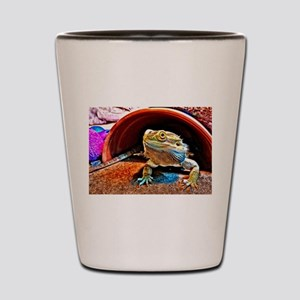 Beardie 6 Shot Glass