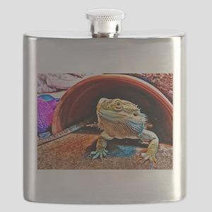 Beardie 6 Flask