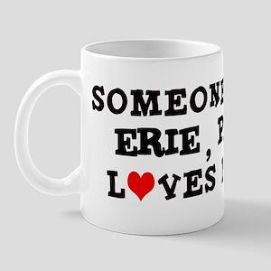 Someone in Erie Mug