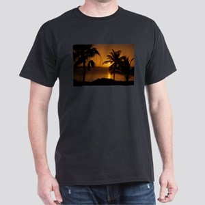 Grace Bay Sunset Dark T-Shirt