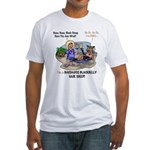 Barbados Blackbelly Fitted T-Shirt