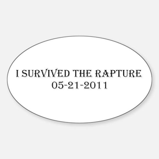 rapture Decal