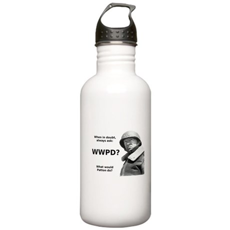 Patton Stainless Water Bottle 1.0L