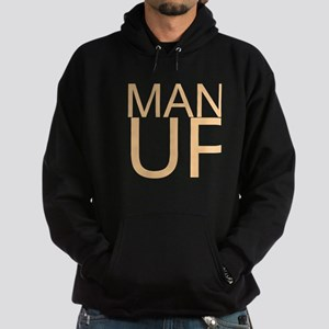 MAN UP Hoodie (dark)