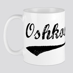 Vintage Oshkosh Mug
