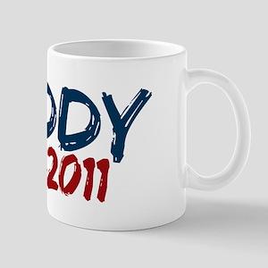 Daddy Est 2011 Mug