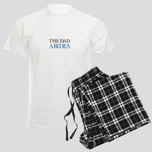 The Dad Abides Men's Light Pajamas
