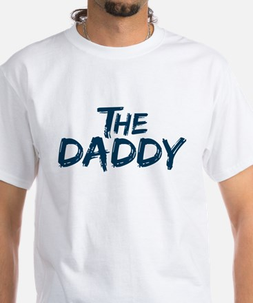 The Daddy White T-Shirt
