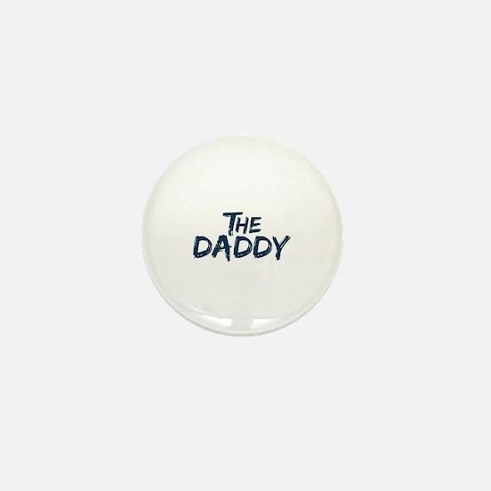 The Daddy Mini Button