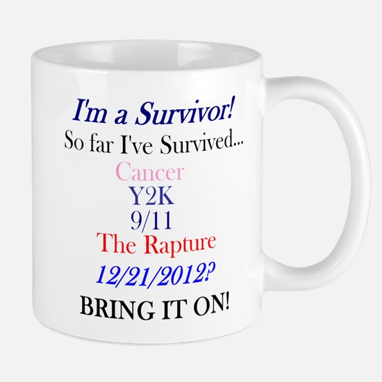 survivorcancer Mugs