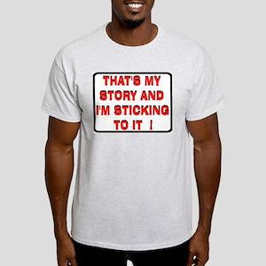 NOT CHANGING Light T-Shirt