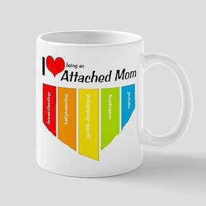 I <3 Attachment Mug
