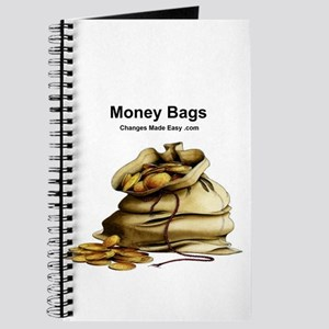 Money Bags Journal
