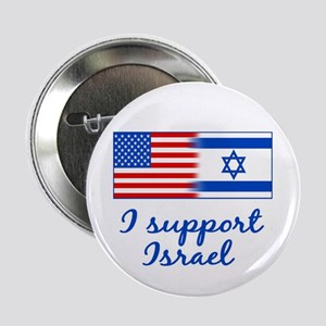 "Support Israel 2.25"" Button (10 pack)"