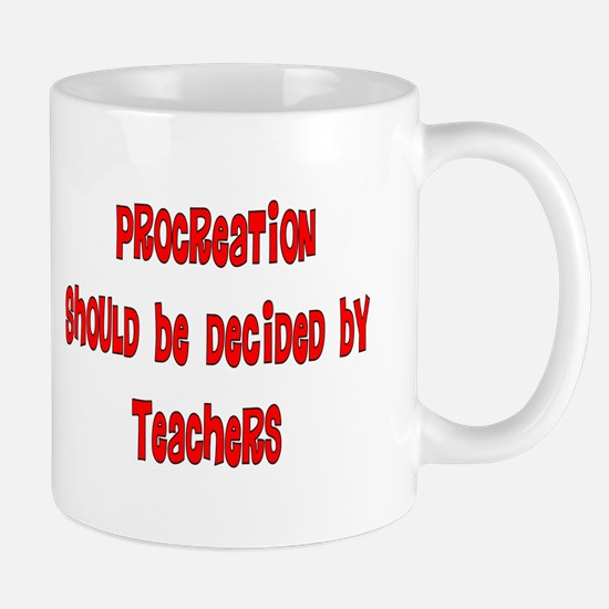 Retired Teacher Mug