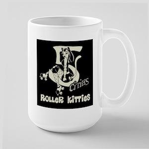 Roller Derby Large Mug