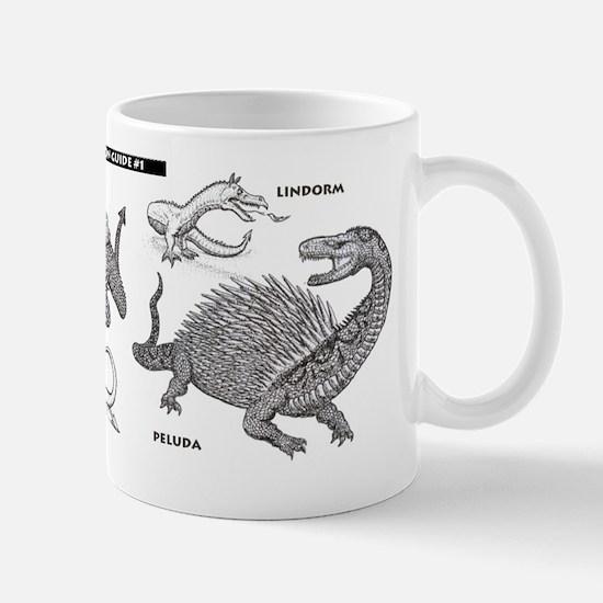 Dragon ID Guide Mug