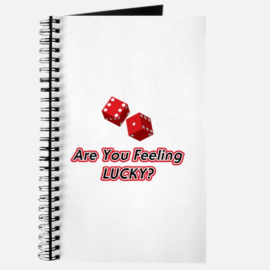 Are you feeling lucky? Journal