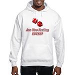 Are you feeling lucky? Hooded Sweatshirt