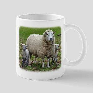 Sheep and Lambs 9R12D-35 Mug