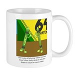 Yellow Green Mug