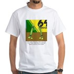 Yellow Green White T-Shirt