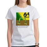 Yellow Green Women's T-Shirt