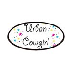 Urban Cowgirl Patches