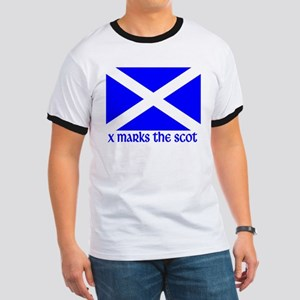 X Marks the Scot Ringer T