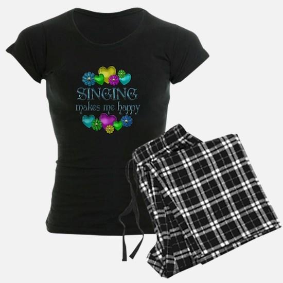 Singing Happiness Pajamas