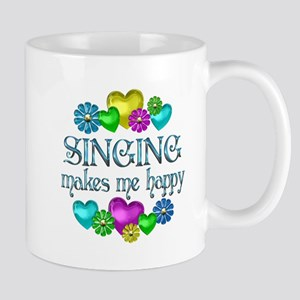 Singing Happiness Mug