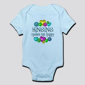 Singing Happiness Infant Bodysuit
