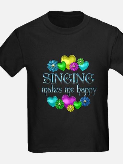 Singing Happiness T